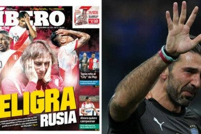 Posibles injerencias políticas en Perú podrían repescar a Italia para el Mundial