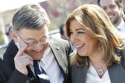 Andalucía y Valencia, contra el abusivo cupo vasco: 'No aceptamos desigualdades'