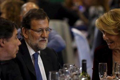"""Ignacio González: """"Esperanza Aguirre es una hija de puta y sabe que está muerta"""""""