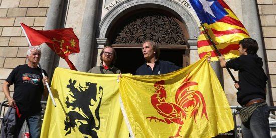 La soberana hostia del Parlamento de Flandes que borra la sonrisa al chulo de Puigdemont