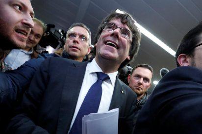 El abogado belga de Puigdemont, como hacía con los etarras, propone que lo interroguen en Bélgica
