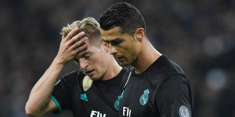 """Toni Kroos: """"La salida de Cristiano hizo felices a todos"""""""