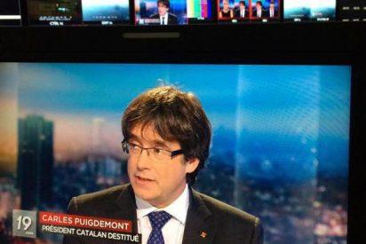 El detalle de la entrevista belga a Puigdemont que enfadó mucho a su entorno independentista