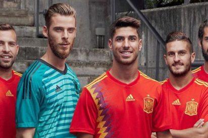 """Juan Luis Larrea: """"La camiseta de la Selección no se presenta porque iba a ser una bomba"""""""