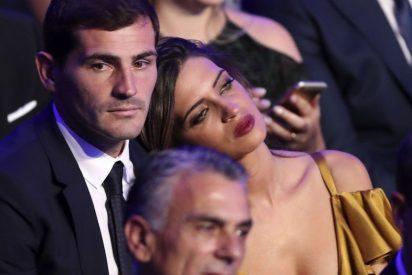 Iker Casillas y Sara Carbonero lloran la muerte de su íntima amiga María