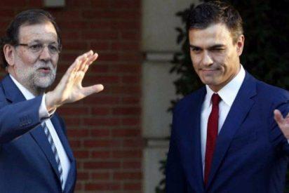 El pasadizo secreto entre Rajoy y Sánchez
