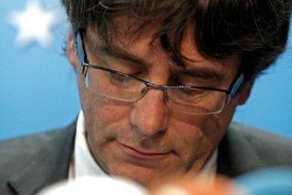 El duro correctivo de la policía belga a Puigdemont que lo deja bajo mínimos