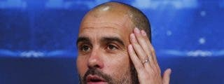 Pep Guardiola, el icono del mal