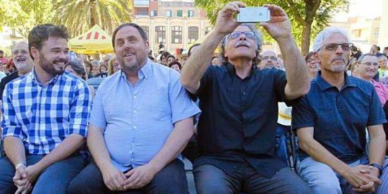 La Guardia Civil descubre las pruebas de los pagos 'ocultos' de ERC al exjuez Santiago Vidal