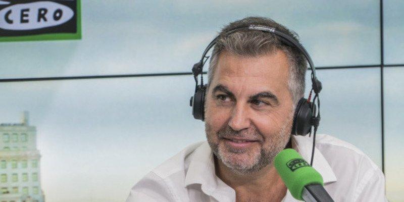 """Carlos Alsina: """"ERC tiene a Rufián para el número de la cabra"""""""