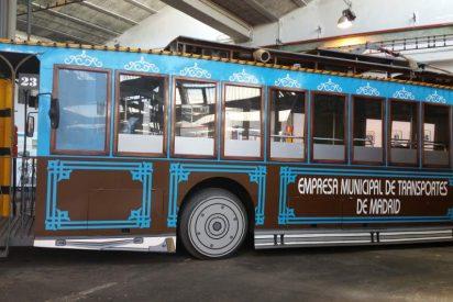 Evacúa un autobús en el Barrio del Pilar tras enterarse de la muerte de su padre