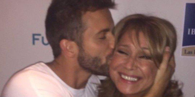 La declaración de amor de Mila Ximénez a Pablo Alborán en 'Sálvame'