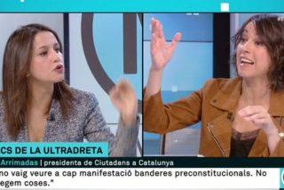 Así destroza Inés Arrimadas a la vengativa estrella de TV3 por tenderle una sucia trampa