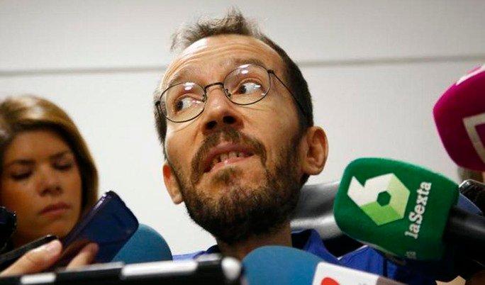 Carta de un argentino a Pablo Echenique