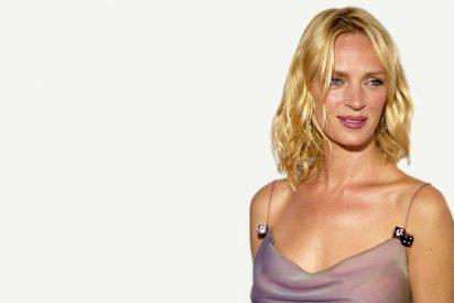 """Uma Thurman contra Harvey Weinstein:""""Me alegro que sea despacio, no mereces una bala"""""""