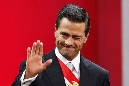 [VIDEO] El super baile del presidente Peña Nieto que arrasa en las redes