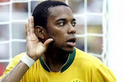 Robinho: filtran los diálogos por los que se condenó al futbolista brasileño por violencia sexual