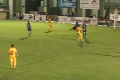 ¡Atraco!: El árbitro pita el final con el balón entrando en la portería
