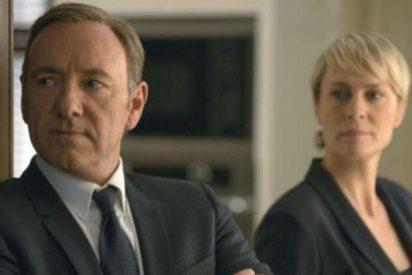 Netflix despide a Kevin Spacey y liquida al presidente Frank Underwood en 'House of Cards'