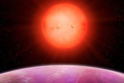 """Hallan un """"planeta monstruo"""" que no tendría que existir"""