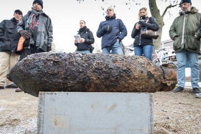 Un alemán denunció que había una bomba en su jardín pero la Policía encontró otra cosa