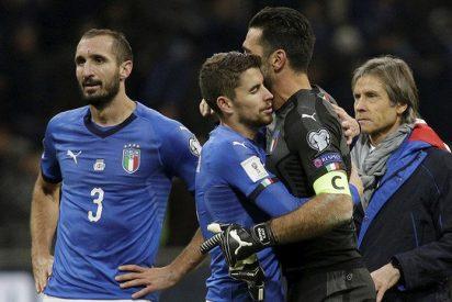 [VIDEO] Italia se queda fuera del Mundial 2018 y las redes se cachondean así