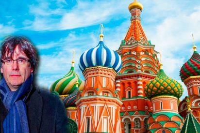 Dos humoristas rusos engañan a Cospedal asegurándole que Puigdemont trabaja para el Kremlin como el agente 'Cipollino'