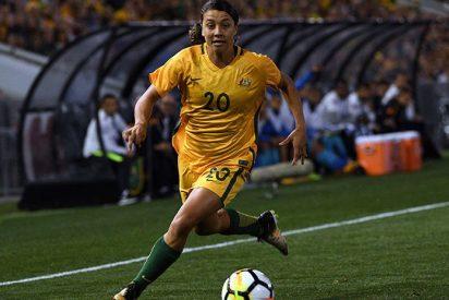 [VIDEO] El gol de esta futbolista australiana arrasa en las redes