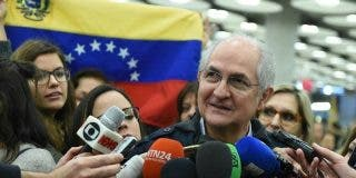Antonio Ledezma propone anular la reincorporación de los diputados chavistas a la Asamblea Nacional