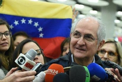 Las 12 condiciones de Antonio Ledezma para impulsar el interinato presidencial en Venezuela