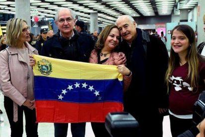 La tiranía chavista desata en venezuela una oleada de detenciones tras la huida de Ledezma