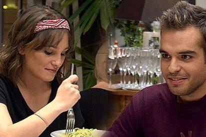 'First Dates': Judith y Adriá: La cita más penosa de la historia