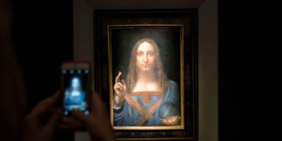 'Salvator Mundi' de Leonardo da Vinci, la obra de arte más cara de la historia