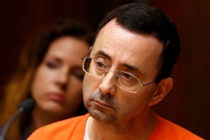 El médico Larry Nassar admite haber abusado de decenas de jóvenes gimnastas en EEUU