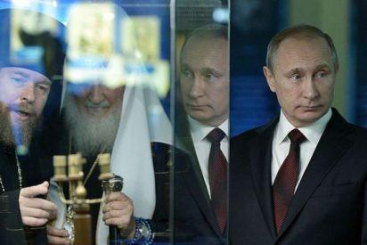 """Así es el padre Tikhon Shevkunov, el poderoso y polémico """"consejero espiritual"""" de Putin"""