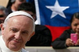 """La Iglesia invita a los chilenos a dar una """"buena acogida"""" al Papa y """"dejarse illuminar por sus palabras"""""""
