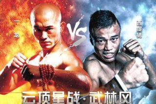 Boxeador tailandés deja en evidencia de una patada en la boca al 'falso' monje Shaolin
