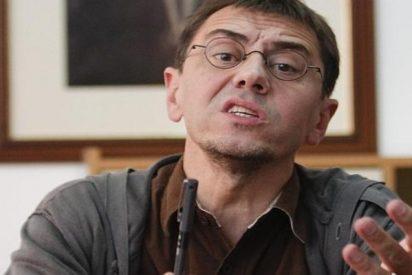 Monedero, indignado y rabioso con Periodista Digital por publicar sus bobadas