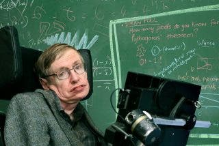 Las aterradoras predicciones de Stephen Hawking