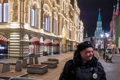 Evacuados en Moscú el teatro Bolshói, hoteles y el centro comercial de la Plaza Roja por falsa amenaza de bomba