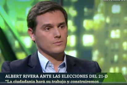 """'La Sexta Noche': Albert Rivera: """"TV3 se ha convertido en el NO-DO de Cataluña"""""""