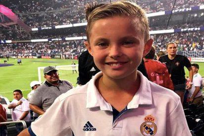 [VIDEO] Alessandro Cupini, el futbolista prodigio de 10 años que quiere que lo fiche el Real Madrid