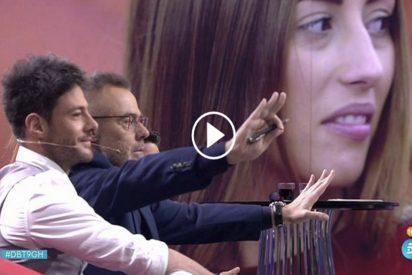 'Gh Revolution': Alessandro Livi confirma que se enrolló con Miriam