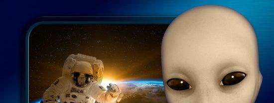 Tiene que haber vida inteligente en otros planetas y lo extraño es que nunca nos hayan contactado