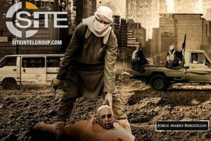 El Estado Islámico 'decapita' al Papa Francisco