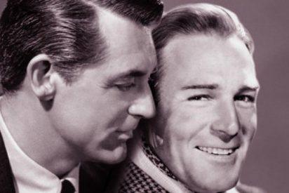 El amor prohibido entre el máximo astro romántico de Hollywood y el héroe del Far West