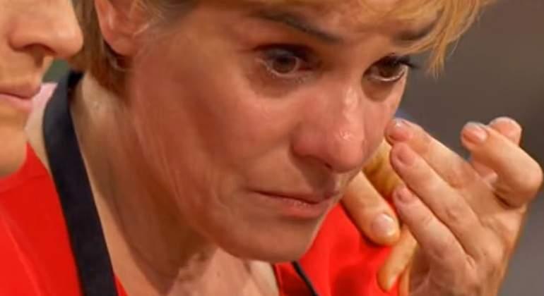 Eliminación exprés de Anabel Alonso en 'Masterchef Celebrity'