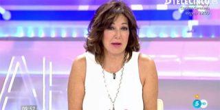 Ana Rosa Quintana, desgarrada ante la muerte de la madre de Susanna Griso