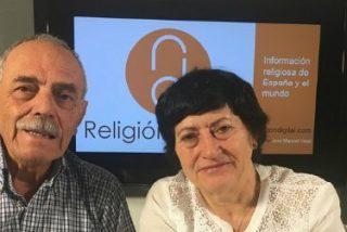 """Andrés y Tere, MOCEOP: """"El celibato obligatorio es antievangélico"""""""