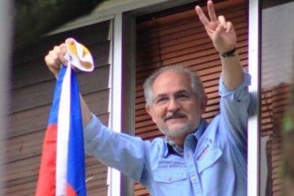 Antonio Ledezma llegará a España este sábado tras escapar de la Venezuela chavista